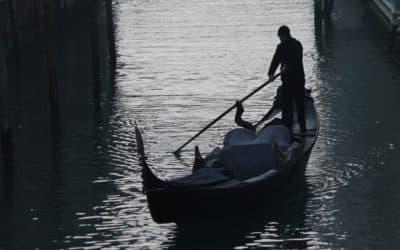The Gondola, a symbol of Venice