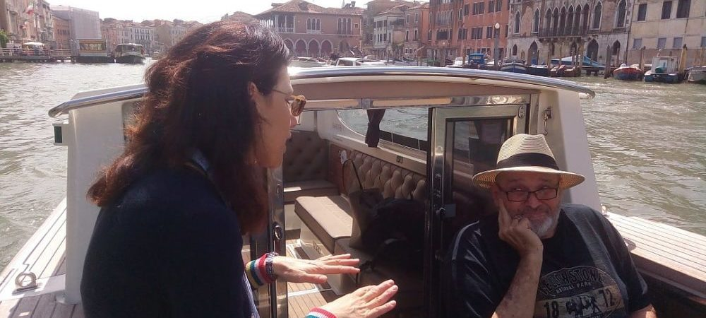 Private guided visit by boat in Venice with Isabella Bariani