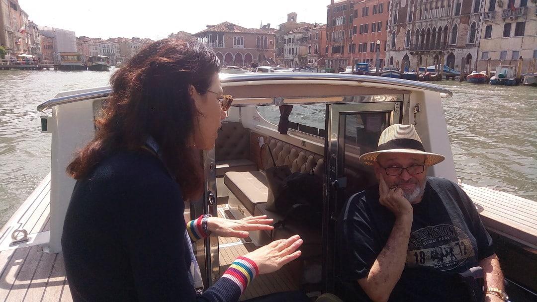 Gite in barca, tour privati con Isabella Bariani, guida professionale a Venezia