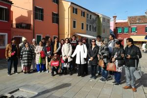 Walking tours in Venice, customized service with Isabella Bariani, professional guide in Italy