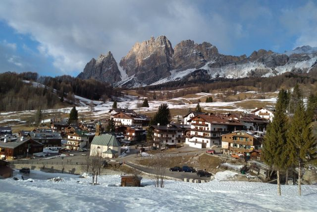 Cortina, Cristallo mountain, Veneto region