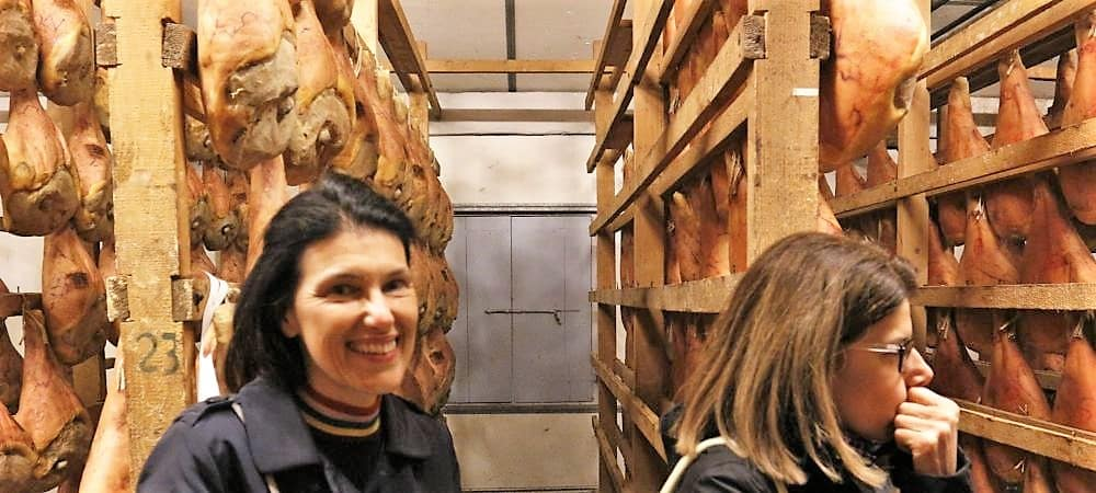 Ham factory, a culinary journey of food excellencies in Venice countryside with Isabella Bariani professional guide