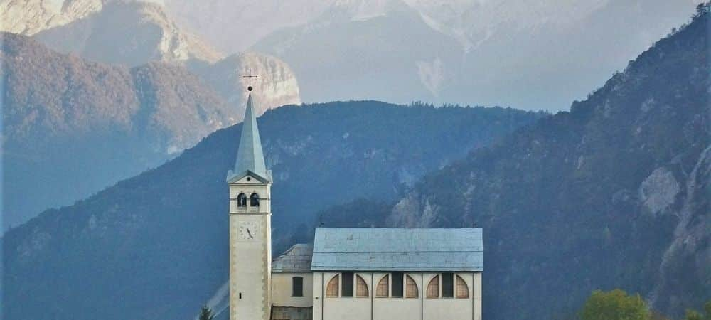 Saint Martin church, Valle di Cadore. Full day tour with Isabella Bariani, professional guide in Venice