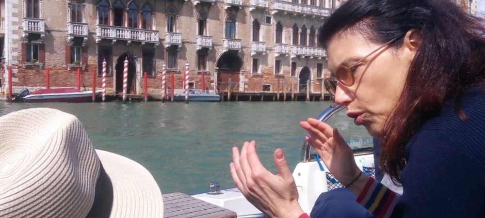 Venice and Grand Canal boat tour with licensed guide. Stops at st George island and the Jewish Ghetto with private water taxi