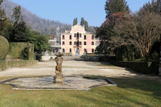 Villa Barbarigo, a spiritual journey around the Venetian Hills with Isabella, licensed guide in Venice