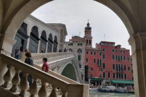 Rialto Bridge, orientation, intro to the city and its secrets